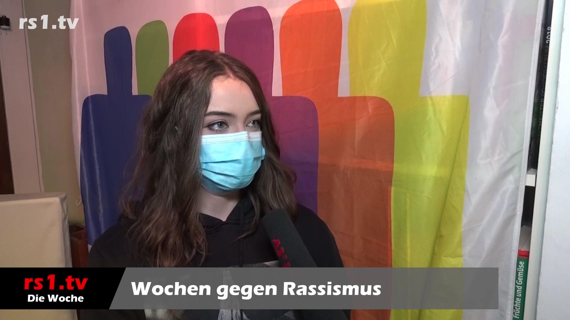 Anne Marie Faßbender, 1. Vorsitzende von Remscheid Tolerant, im Interview mit rs1.tv