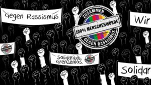 Die Internationalen Wochen gegen Rassismus 2021 in Remscheid.